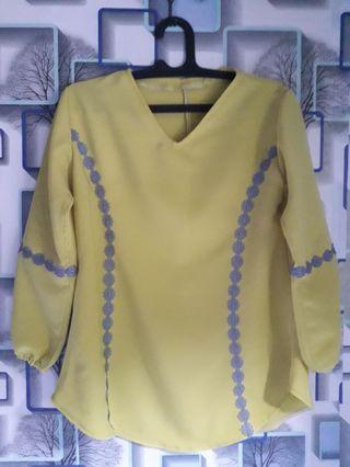Blus kuning ld 94