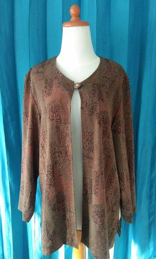 Cardigan outer outerwear vintage