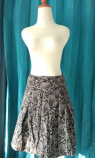 Mini skirt rok mini vintage