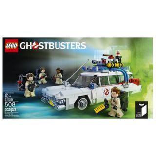 🚚 [LAST BNIB] LEGO Ghostbusters Ecto 1 & Ghostbuter Ecto 1 & Ecto 2