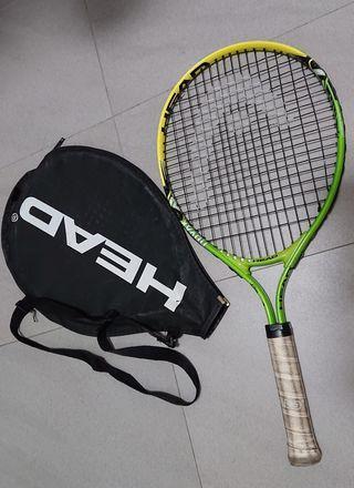 Head tennis racket for kids