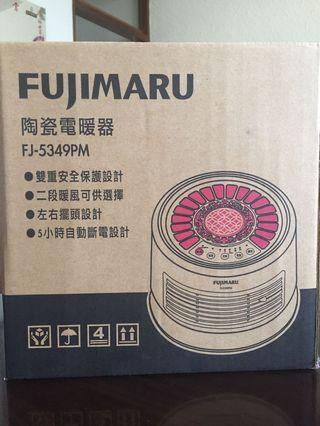 FUJIMARU陶瓷電暖器