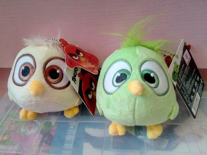 Angry Birds soft toys
