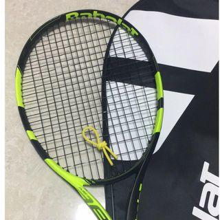 Babolat Pure Aero racquet with cover