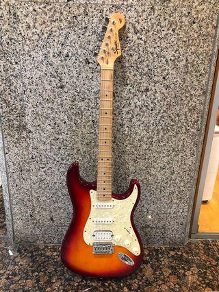 Fender Squier H.S.S. California Series Stratocaster Guitar