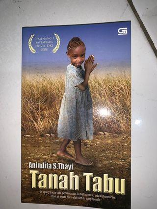 "Buku ""Tanah Tabu"" by Anindita S. Thayf"