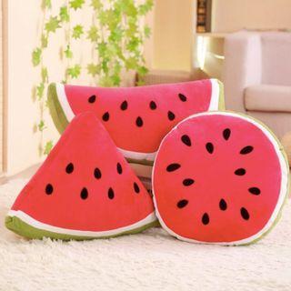 One Watermelon Stuffed Cushion