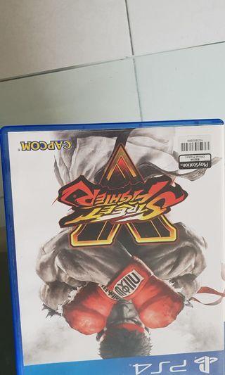 Street Fighter 5 /SFV /PS4