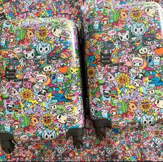 🚚 Looking for Trade for Tokidoki x Changi Airport Luggage