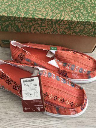Sanuk 女休閒鞋 22cm