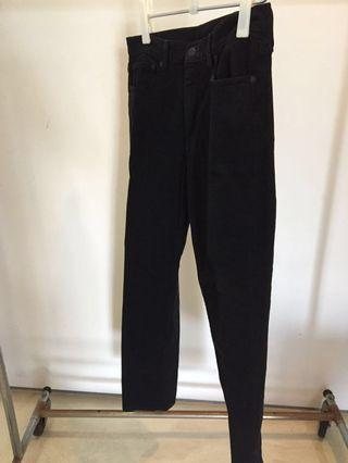 🚚 Levi's 511 W33xL32, black - Denim