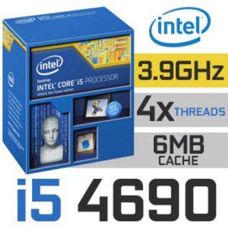 Intel i5 4690 (3.9GHz, 6MB Cache)