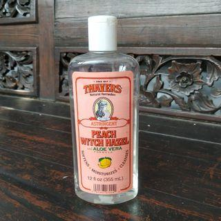 Thayers Peach Witch Hazel