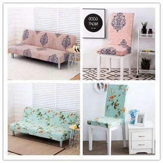 🚚 Sofa bed cover / sofa cover without armrests
