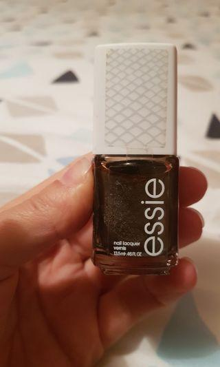 New Essie Nail Polish (Grey/Silver)
