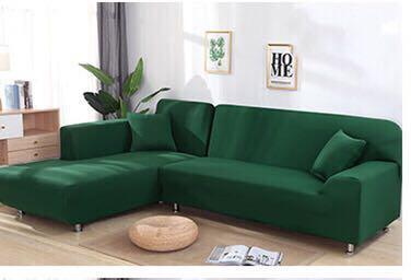 Sofa Cover/ sofa bed cover/ L shape sofa cover
