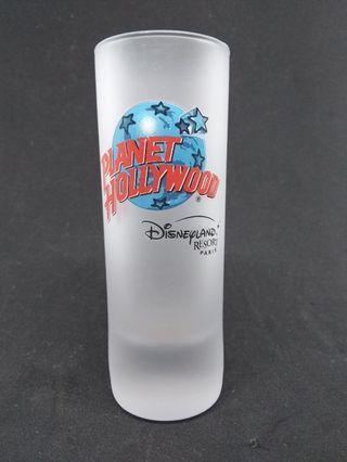 Planet Hollywood Liquor Shot Glass