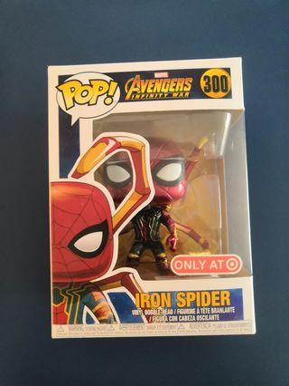 🚚 Iron spider with legs