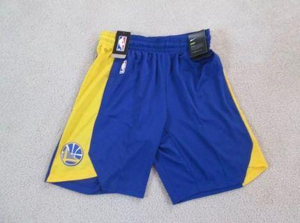 Nike nba球員版訓練短褲 金州勇士 Curry Durant