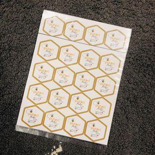 Kuih stickers