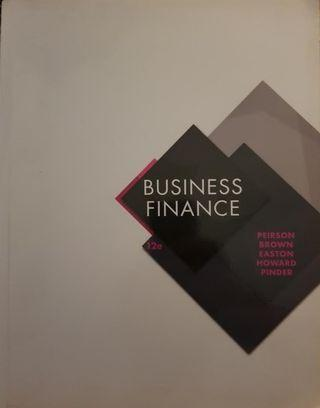 🚚 Business Finance Textbook