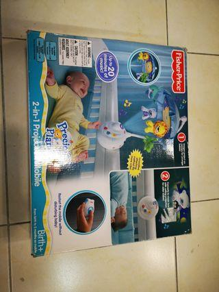 Fisher price Musical projector