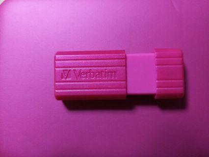 32GB 粉紅色 USB 手指 U盤 記憶體 儲存 容量 文件 圖片 照片 相 影片 清貨 減價