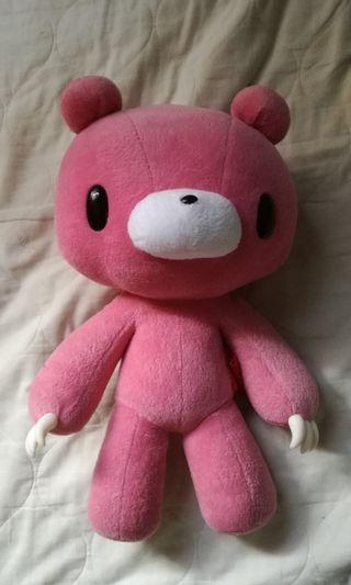 "Taito 12"" Gloomy Bear Clean Ver with Bendable Armature."