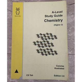 Step-by-Step A-Level Study Guide H2 Chemistry Edition 3.0 & Organic Chemistry Booklet