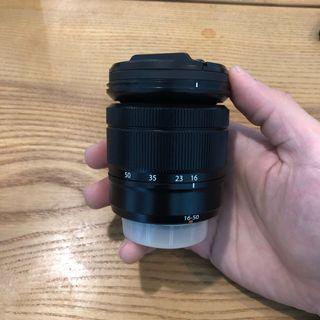 Fujinon XC 16-50mm f/3.5-5.6