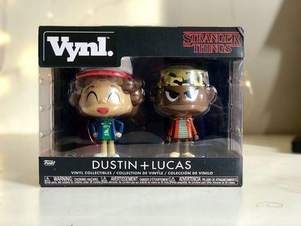 Stranger Things : Dustin + Lucas (VNYL)