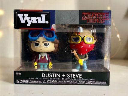 Stranger Things : Dustin + Lucas VYNL