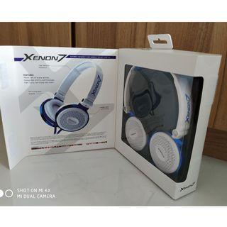 Cheap Brand New Sonic Gear headphone set