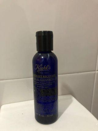 Cleansing oil kiehl