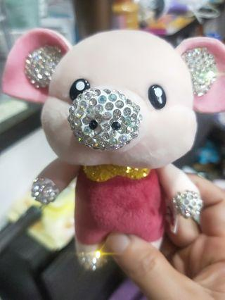 🚚 可愛的粉紅豬