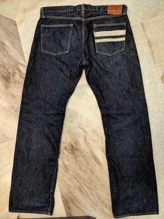 Authentic Momotaro Jeans
