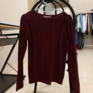 Knitwear Top #GayaRaya