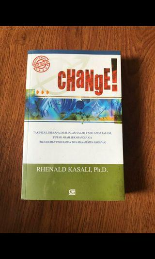 Change ! - Rhenald Kasali