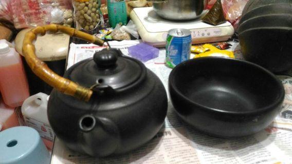 🚚 大碗公茶壺