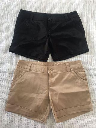 Women's classic shorts