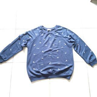Sweater navy nevada