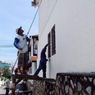 Tukang cat rumah 0163199263