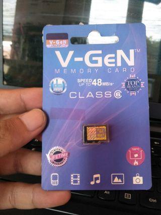 Memory SD-Chard V-GEN 16GB