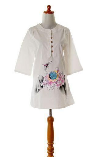 Baju Atasan Blouse Wanita