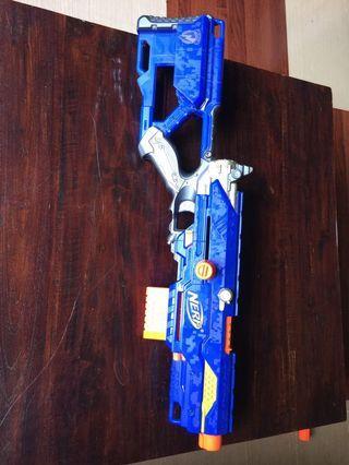 Nerf Longstrike with Immortal kit