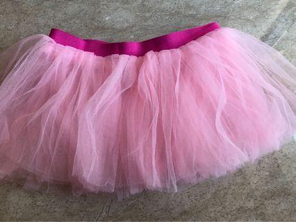 Marie Clair 粉紅紗裙