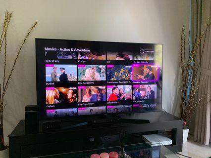 "70"" UHD 4K Flat Smart TV KU6000 Series 6"