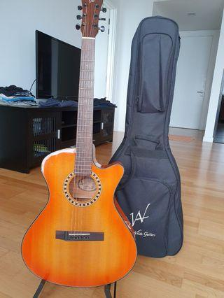 Acoustic Guitar Andrew White EOS