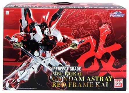 Perfect Grade Astray Red Frame Kai