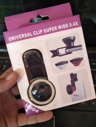 Lensa wide untuk semua jenis HP